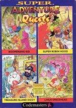 Nintendo NES - Super Adventure Quests
