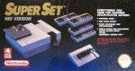 Nintendo NES - Nintendo NES Super Set Console Boxed