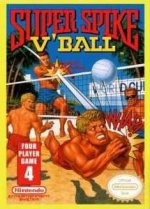 Nintendo NES - Super Spike V-Ball