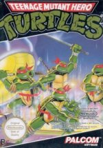 Nintendo NES - Teenage Mutant Hero Turtles