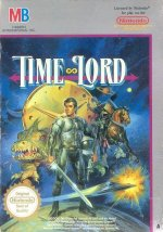 Nintendo NES - Time Lord