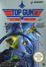 Nintendo NES - Top Gun - The Second Mission