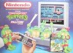 Nintendo NES - Nintendo NES Teenage Mutant Ninja Turtles Console Boxed