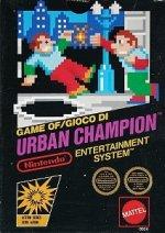 Nintendo NES - Urban Champion