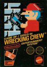 Nintendo NES - Wrecking Crew