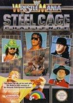 Nintendo NES - WWF Wrestlemania Steel Cage Challenge