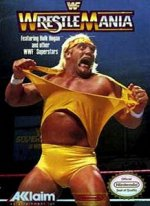 Nintendo NES - WWF Wrestlemania