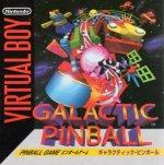 Nintendo Virtual Boy - Galactic Pinball (JAP)