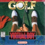 Nintendo Virtual Boy - Golf (US)