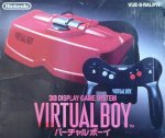 Nintendo Virtual Boy - Nintendo Virtual Boy Japanese Console Boxed