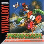 Nintendo Virtual Boy - Mario Clash (JAP)