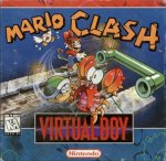 Nintendo Virtual Boy - Mario Clash (US)
