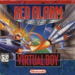 Nintendo Virtual Boy - Red Alarm (US)