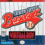 Nintendo Virtual Boy - Virtual League Baseball (US)