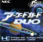 PC Engine - PC Engine Arcade Card Duo Boxed
