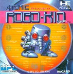 PC Engine - Atomic Robo Kid Special