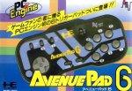 PC Engine - PC Engine Avenue 6 Pad Boxed
