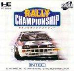PC Engine CD - Championship Rally