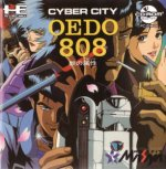 PC Engine CD - Cyber City Oedo 808