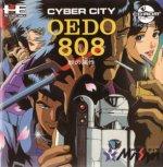 PC Engine CD - Cyber City Oedo 808