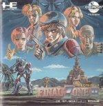 PC Engine CD - Final Zone 2