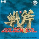 PC Engine CD - Golden Axe