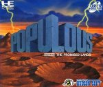 PC Engine CD - Populous - The Promised Land