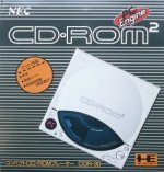 PC Engine - PC Engine CD Rom 2 Console Boxed