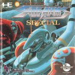 PC Engine CD - Side Arms Special