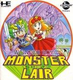 PC Engine CD - Wonderboy 3 - Monsters Lair