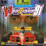 PC Engine - F1 Circus 91
