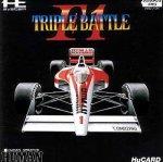 PC Engine - F1 Triple Battle