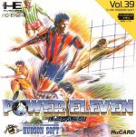 PC Engine - Power Eleven Soccer