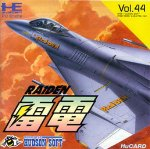 PC Engine - Raiden