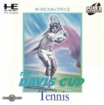 PC Engine CD - Davis Cup Tennis