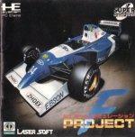 PC Engine CD - F1 Simulation Project