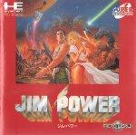 PC Engine CD - Jim Power
