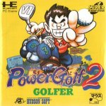 PC Engine CD - Power Golf 2