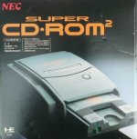 PC Engine - PC Engine Super CD-ROM 2 Console Boxed