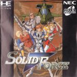 PC Engine CD - Solid Force