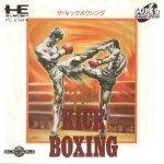 PC Engine CD - The Kick Boxing