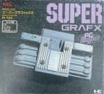 PC Engine - PC Engine Super Grafx Console Boxed