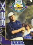 Sega 32X - 36 Great Holes Greg Couples Golf