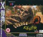 Sega 32X - Corpse Killer 32X-CD