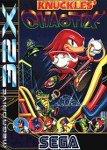 Sega 32X - Knuckles Chaotix