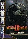 Sega 32X - Mortal Kombat 2