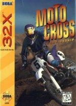 Sega 32X - Moto Cross