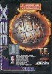 Sega 32X - NBA Jam