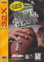 Sega 32X - NFL Quarterback Club