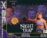 Sega 32X - Night Trap 32X-CD